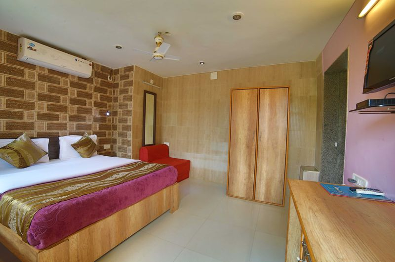 Deluxe Double Room at Forest Eco Lodge, Mount Abu